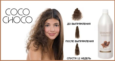 Продвижение услуги кератинового выпрямления волос